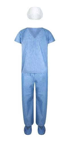 Kit Cirujano Desechable M-corta