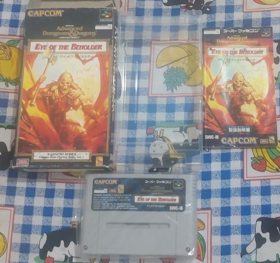 Dungeons & Dragons Super Famicom