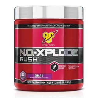 No Xplode Rush 285 Grs Bsn 30 Servicios Oxido Nitrico 34 Op
