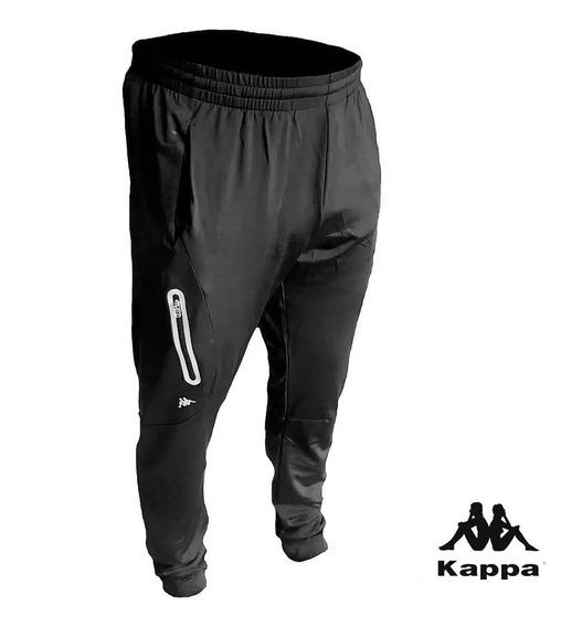 Pantalon Chupin Elastizado Importado Kappa