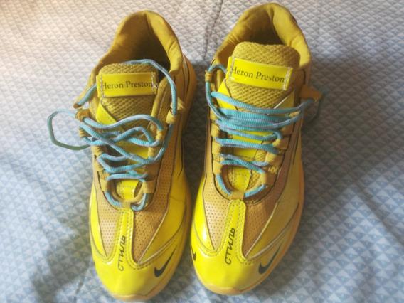 Lindo Tenis Nike Air Max Heron Preston Importado