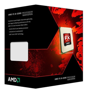 Procesador 8 Nucleos Amd Fd8350frhkbox Fx-8350 Fx-series