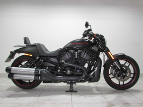Harley Davidson V Rod Night Rod - 2014 Preta