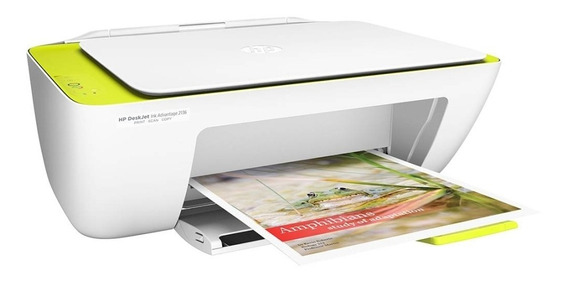 Multifuncional Hp Deskjet Ink Advantage 2136 F5s30a