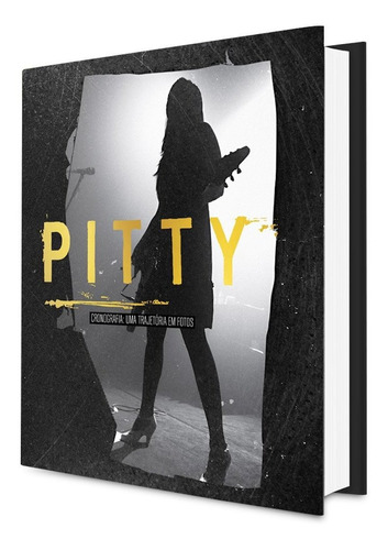 Livro Livro Pitty Cronografia Uma Tr Pitty