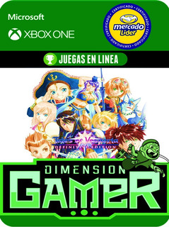 Tales Of Vesperia Definitive - Xbox One - Online/offline