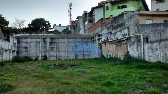 Terreno Para Alugar, 1000 M² Por R$ 16.000/mês - Umuarama - Osasco/sp - Te0183