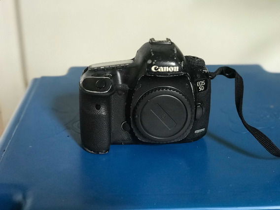 Câmera Cânon 5d Mk Lll (3)
