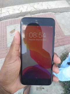 Celular iPhone 7plus Black 32 Gigas