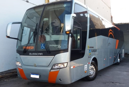 Ônibus Rodoviário Busscar Vissta Bus Elegance 2009, Scania