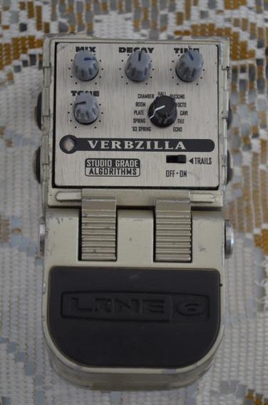 Pedal De Guitarra Line 6 Verblizza ((( Raridade )))