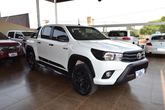 Toyota Hilux 2.8 Sr Challenge 4x4 Cd 16v Diesel 4p