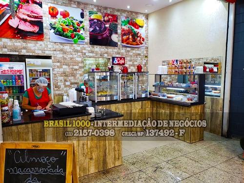 Restaurante (confinado Shopping), Centro, Sp.(cód. 169)