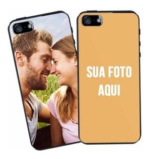 Capa Capinha Personalizada Qualquer Celular Com A Sua Foto