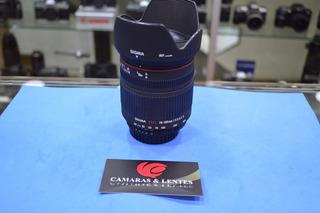 Lente Sigma 28-300 Nikon Usado