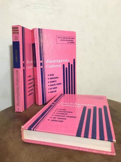 Enciclopédia Cultural - 3 Vol