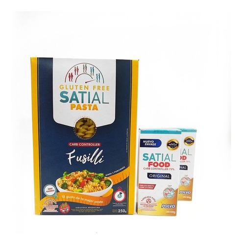 Combo 2 Frascos Satial Food + 1 Satial Pasta - Super Oferta