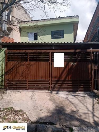 Imagem 1 de 26 de Casa Em Sao Paulo Na Zona Sul, Localizada No Parque America, A 1 Quadra Da Av Belmira Marim, Proximo A Farma Conde ! - 1206 - 69437313