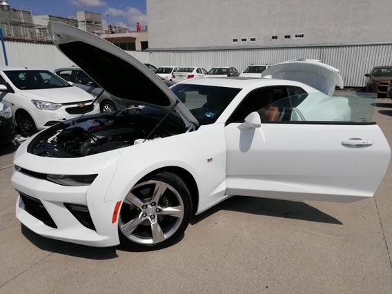 Chevrolet Camaro Ss 18 Nuevo Eng $70,000 Sin Com X Apertura