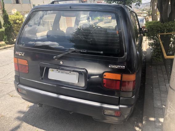 Mazda Mpv 3.0 Ano 1995 Automatica Com 8 Lugares