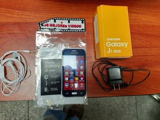 Samsung Galaxy J1 Ace En Perfecto Estado Con Sus Accesorios