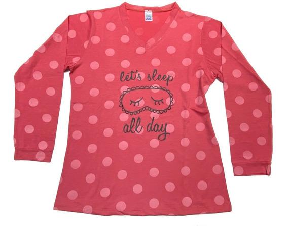 Pijama De Invierno Mujer 633