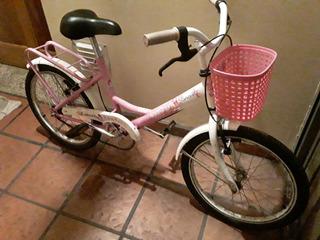 Bicicleta Para Nena, Sasha Liberty Rodado 20, Usada.