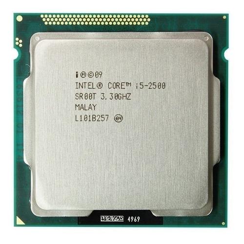 Processador Gamer Intel Core I5-2500k 4 Núcleos 3.70ghz