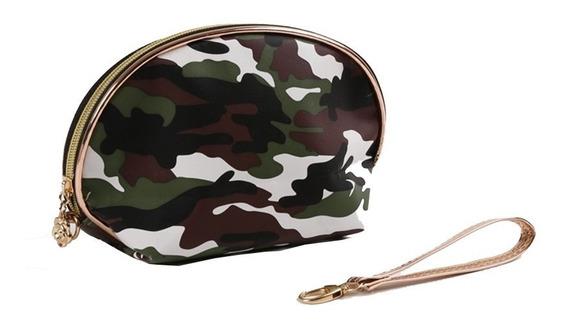 Porta Cosmetico Mujer Camuflado Importado 34sa174 Mapleweb