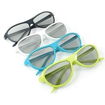 4 Óculos Cinema 3d Lg / Ag-f315