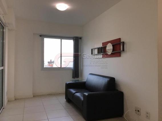 Apartamento 44m², Quarto E Sala, Mobiliado, No Jtr, Jatiúca, Maceió, Al - 1274