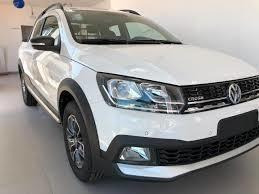 Volkswagen Saveiro Cross 0km Cuero Camara Navegador Tasa 0%