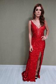 fc2ba25475 Vestido Longo Renner - Vestidos Longos Femininas no Mercado Livre Brasil