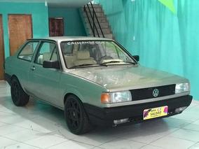 Voyage 88 Turbo 250cv Carro Impecável Aceito Trocas Venham