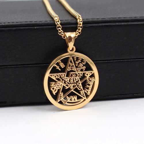 Nuevo Tetragramaton Acero - Dorado - Tetragrammaton