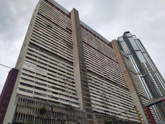Apartamento En Venta - Parque Central - 21-1776