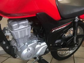 Honda Cg 125i Fan 2018 Impecável