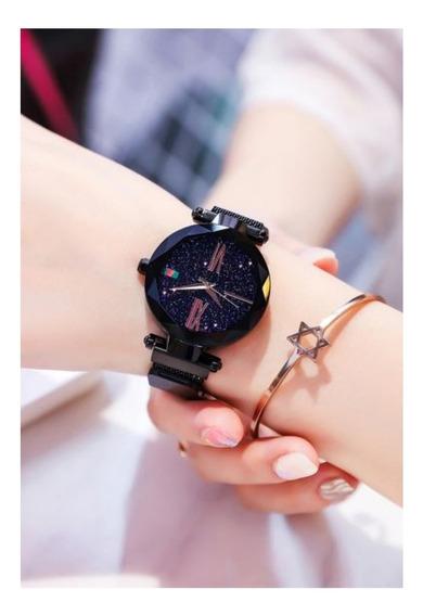 Relógio Feminino Super Estiloso Quartz Analógico Fashion