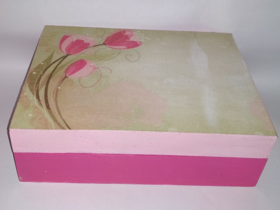 Caja Alhajero Con Jabones Dia De La Madre