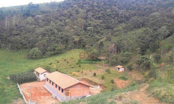 Sítio Rural À Venda, Zona Rural, Santo Antônio Do Pinhal - Si0005. - Si0005