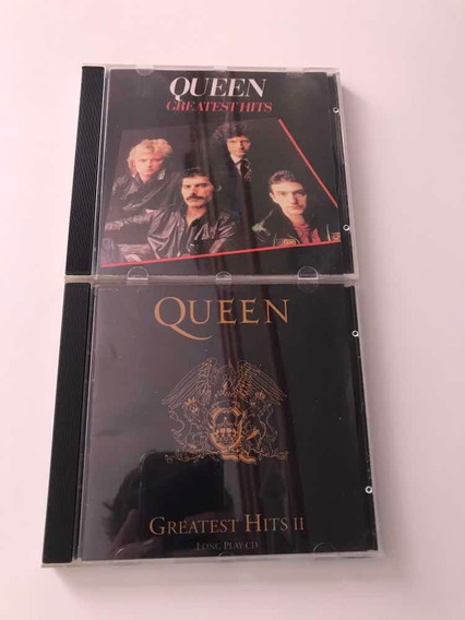 2 Cds Queen Greatest Hits 1 E 2