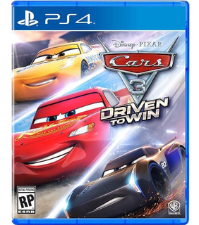 Cars 3 Driven To Win Ps4 / Playtyp
