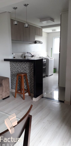 Apartamento Residencial Para Venda Cond. Tatiana Vila Dainese, Americana - Ap00739 - 68219043