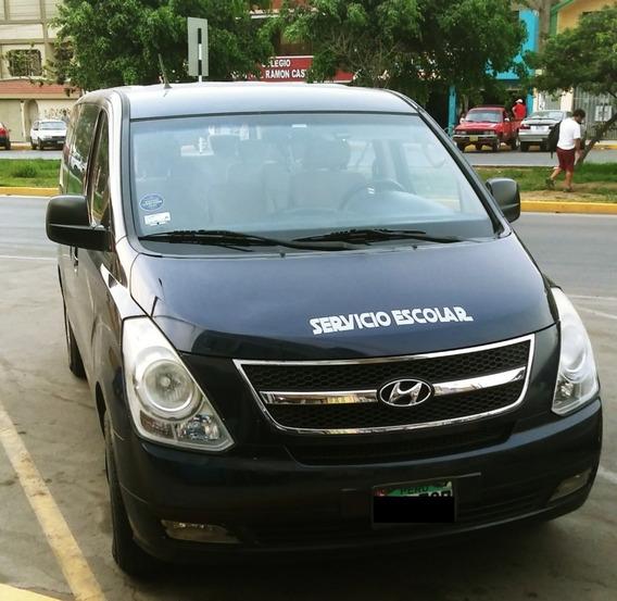 Hyundai H1 Minivan 12 Pasajeros Diesel Automatico Ac Turbo