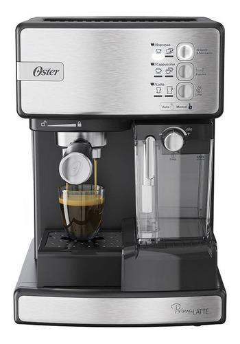 Imagen 1 de 5 de Cafetera Express Oster Prima Latte