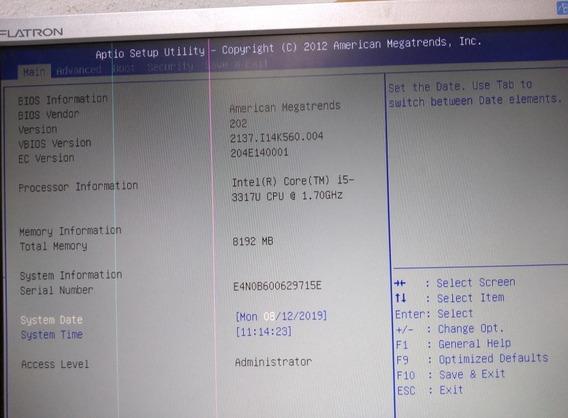 Placa Mãe Notebook Asus S550ca Core I5 Ddr3 Hdm