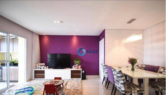 Apartamento Com 2 Dormitórios À Venda, 90 M² Por R$ 700.000,00 - Morumbi - São Paulo/sp - Ap2763