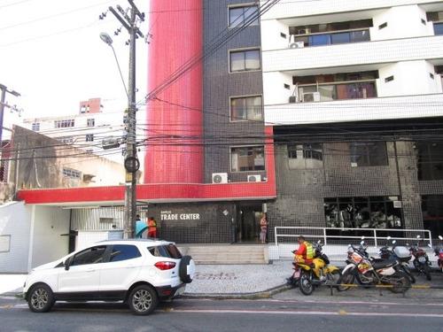 Imagem 1 de 11 de Sala Para Alugar Na Cidade De Fortaleza-ce - L4340