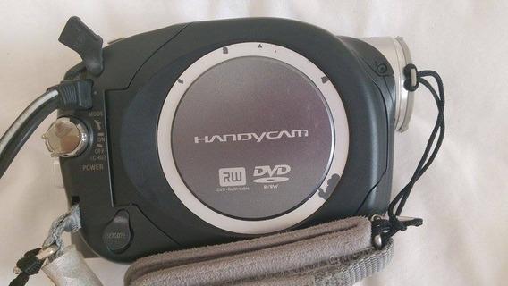 Filmadora Sony Dcr-dvd92 - 20x Zoom - 800x Digital Zoom 7.2v