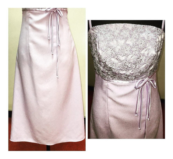Vestido De Fiesta - Alta Costura